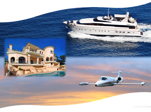 Boats, Houses, Aircraft and more !
